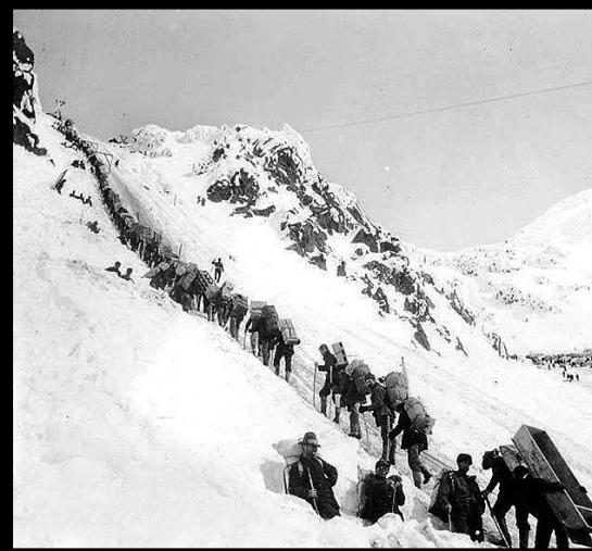 Chillcoot Pass
