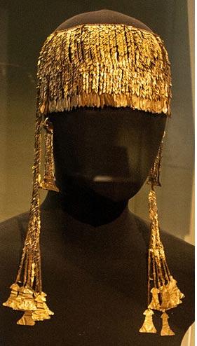 Golden-diadem
