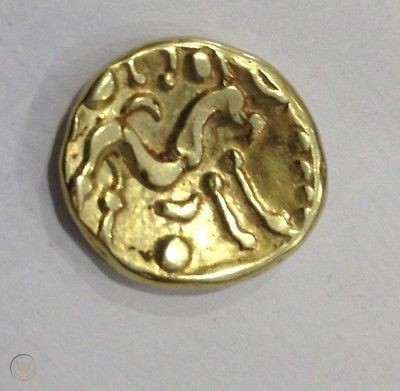Gaul gold stater 58 BC